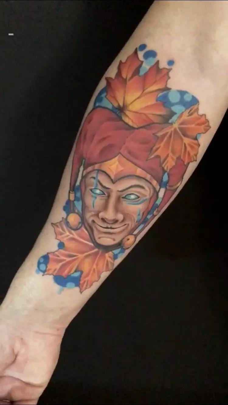 отзывы о тату студии Body Parts на цветном бульваре салоны красоты