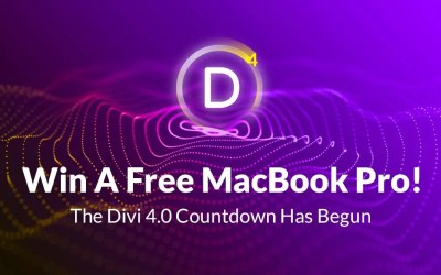 Divi 4 coming up