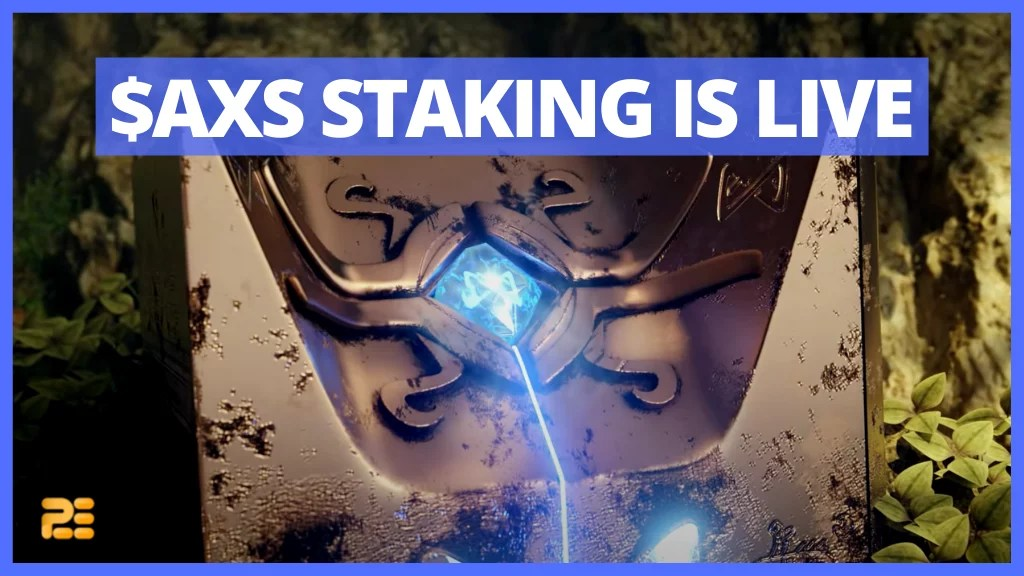 Axie Infinity Launches $AXS Staking by Surprise! | P2ENews.com