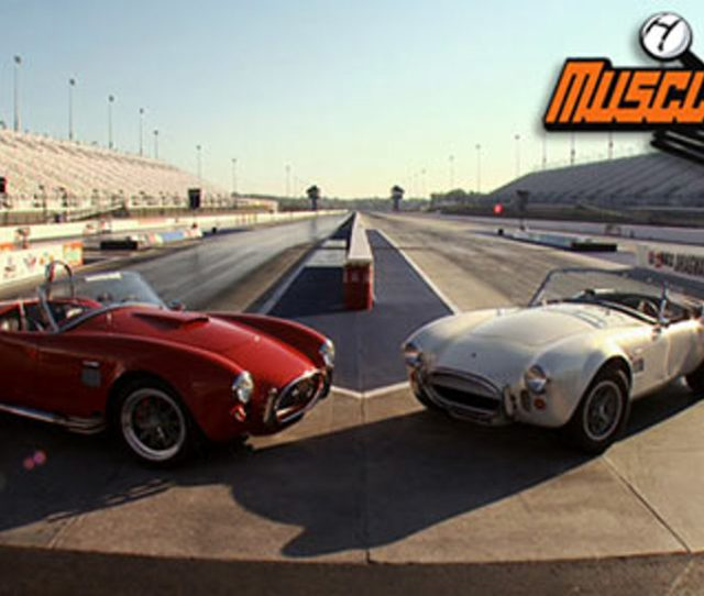 Cobra And Factory Five Roadster