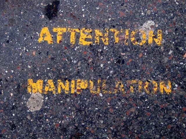 sophie & cie - attention manipulation via flickr