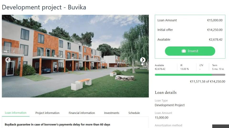 Grupeer Development Projekt