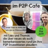 P2P Cafe April 2019