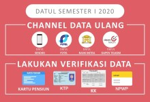 Photo of Channel Datul Semester I-2020-