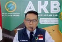 Photo of 10 Daerah Zona Biru Corona  Di Jabar Bandung Masuk