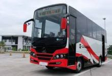 Photo of INKA Uji Prototype Bus Listrik e-Inobus Di Jalan Raya