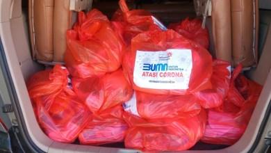 Photo of PC P2TEL Kendari Menerima Bantuan Sembako Dari CDC WITEL SULTRA