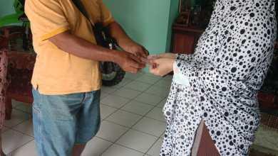 Photo of RAP Cabang Kisaran Serahkan Dakem Ke Ibu Yusriwati Jd Alm Syarifuddin NIK 640204
