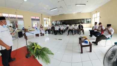 Photo of Cabang Tangerang merayakan HUT ke 40 P2tel 26-11-2020
