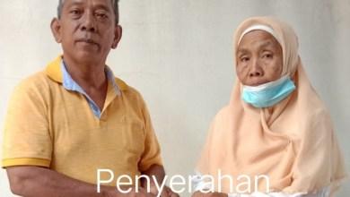 Photo of P2Tel Cabang Kisaran Via KOMSAT Rantauprapat Serahkan Bansos Kpd AW Alm Bp Fachruddin NIK 430216