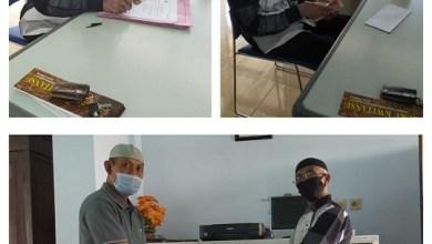 Photo of PC Blitar Menyerahkan Dakem Kpd AW Almh Ibu Chalimah Jd Sonhadji Nik 210082