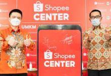 Photo of Gubernur Jabar Gandeng Shopee  Percepat UMKM Jabar Go Digital