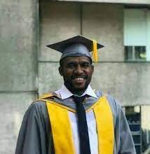 Photo of Simon Alumni Penerima Beasiswa LPDP Yang Berdayakan Papua