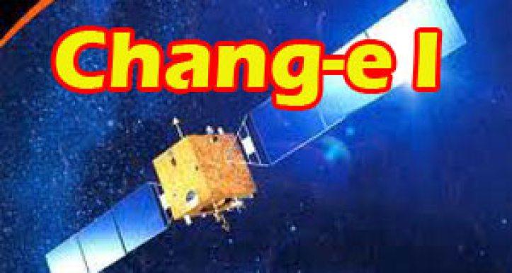 Resultado de imagen para Chang'e 1,