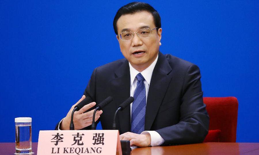Resultado de imagen de primer ministro chino