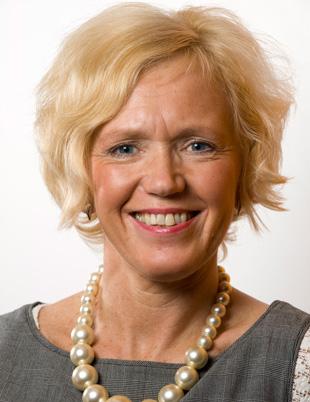 Sigrid Brattabø Handegard, politisk rådgiver i Samferdselsdepartementet.