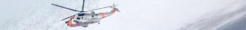 Redningshelikopter (Foto: Hans Olof Utsi / Scanpix)