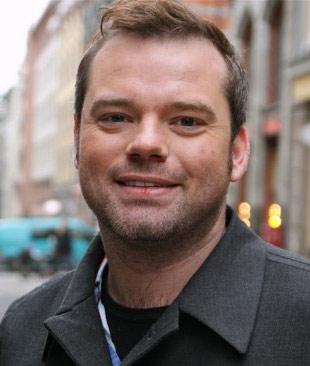 Bård Nylund, leder i LLH (Foto: LLH)