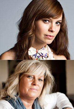 Marit Larsen x 2 (Foto: Anne Dorte Lunås, NRK / Marit Larsen Promo)