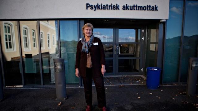 Kristin Jordheim Bovim (Foto: Maja Brenna, NRK)