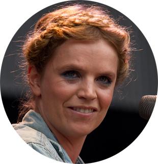 Ingrid Olava (Foto: Foto: Per Ole Hagen, NRK)