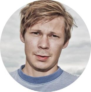 Mats Borch Bugge (Foto: Kim Erlandsen, NRK P3)