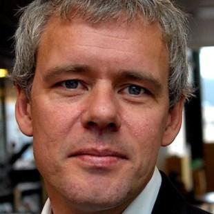 Per Valebrokk, redaktør i E24 (Foto: E24)