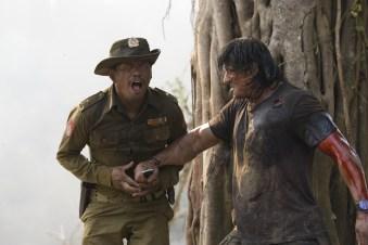 Sylvester «Sly» Stallone spiller i Rambo-filmene. (Foto: Euforia Film)