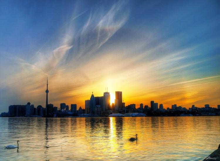 Toronto skyline. (Foto: Paul Bica / CC BY 2.0)