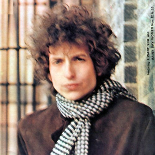 Bob Dylan - Blonde_On_Blonde-cover