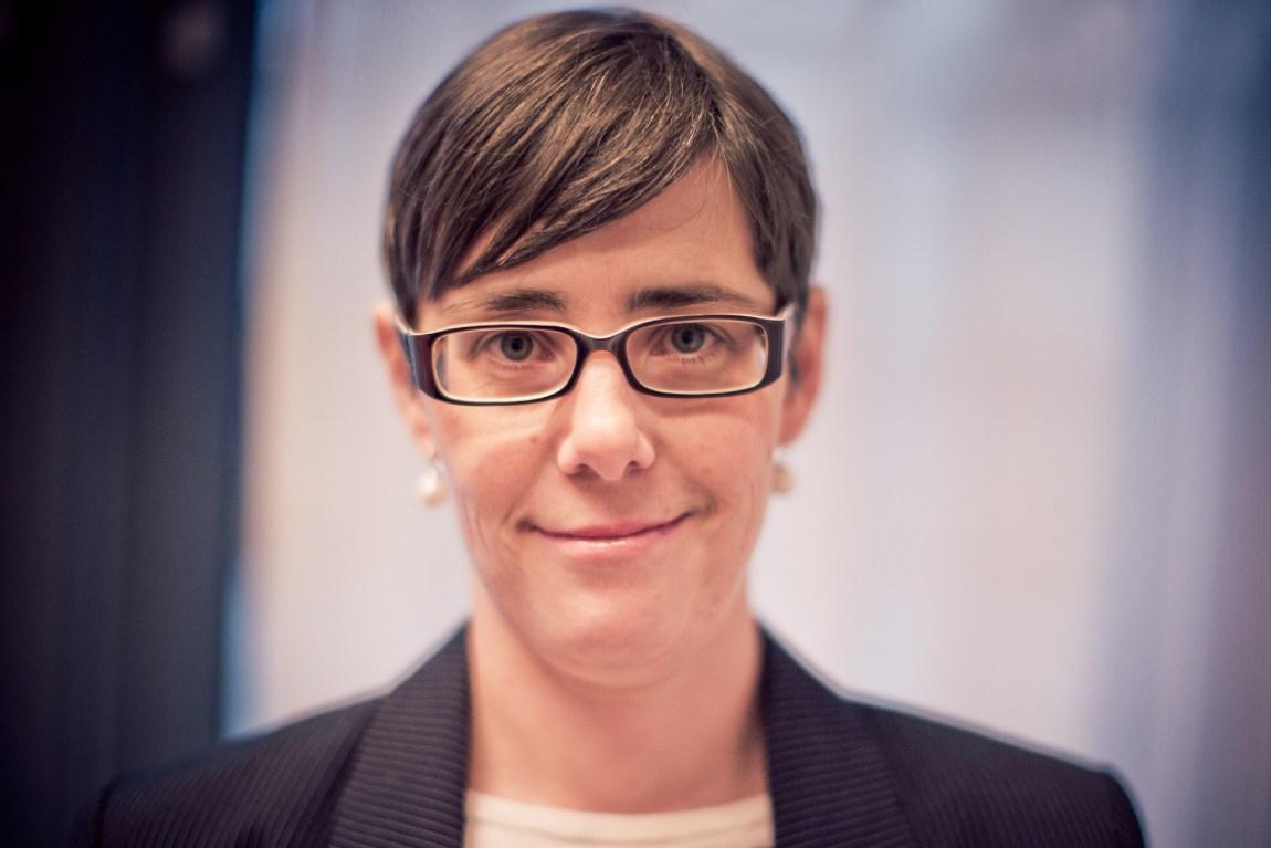 Renate Kurszus i Ønskebarn. (Foto: Tom Øverlie, NRK)