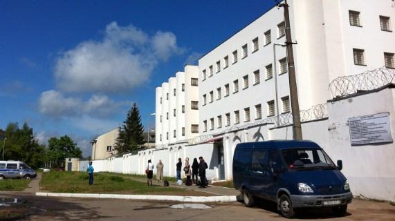Akrestina-fengselet. (Foto: Sverre Lilleeng, NRK)