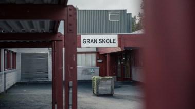 Gran skole i Oslo har i mange år vært dominert av barn med innvandrerbakgrunn. (Foto: Rashid Akrim, NRK)
