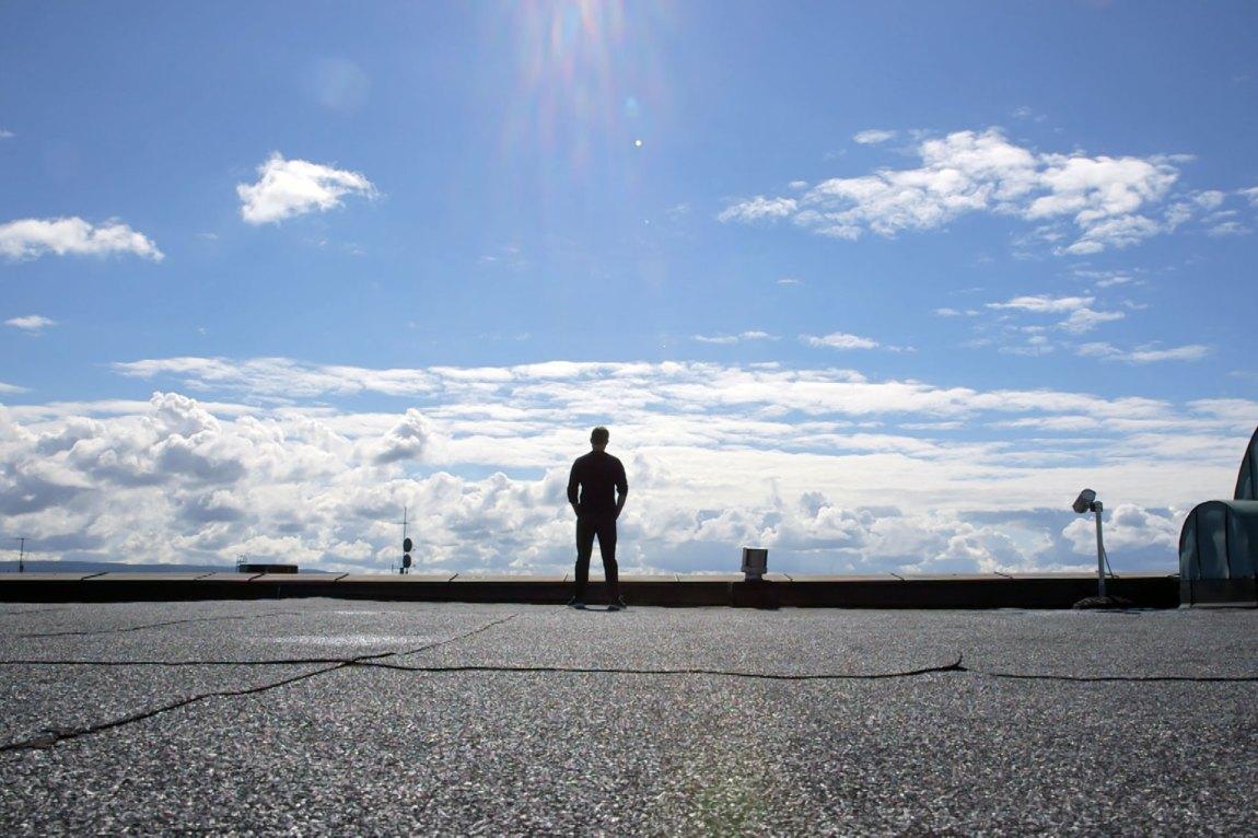 Ludvig følte seg ensom og utestengt da prosjektet nærmet seg slutten. Hva skjer med de som gjennomgår en reell prosess? Foto: Tor Edvin Eliassen