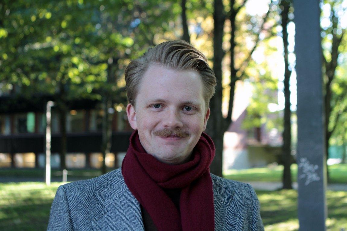 Foto: Ludvig Løkholm Lewin, NRK P3