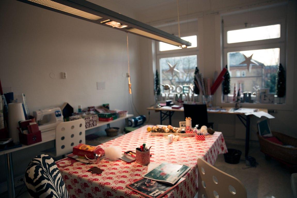 Det er et eget hobbyrom på barne- og ungdomsposten til RASP. Personalet oppfordrer pasientene til å tilbringe tid her. Foto: Line Orfjell, NRK P3