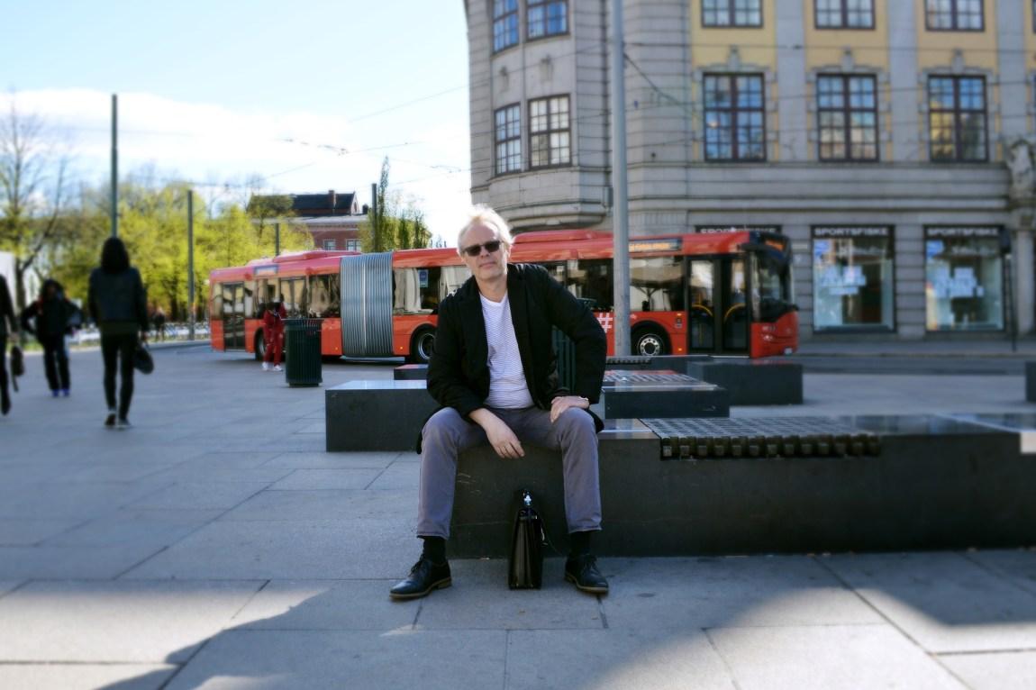 Ragnar Kristoffersen har forska på de som havner tilbake i fengsel. Han er pessimistisk på vegne av unge gjengangerne som sitter inne. Foto: Ola Solheim