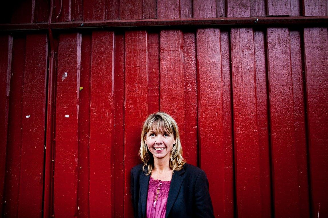 Pia Beate Pedersen jobba som tilkallingsvikar i NRK i 18 måneder. Så sa det stopp. Foto: Sara Johannessen, NTB Scanpix