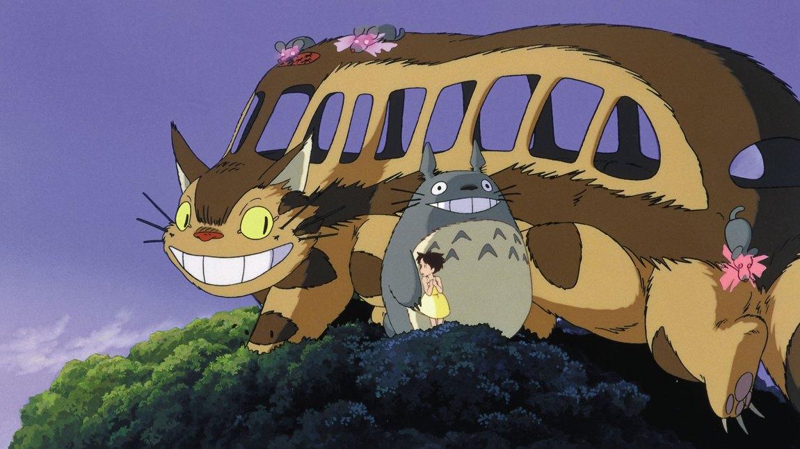 Min nabo Totoro er sjokolade for øyet. (Foto: Arthaus)