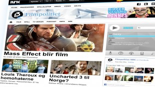Filmpolitiet. (Foto: NRK)