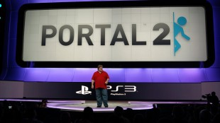 Portal 2 - Sony E3 2010. (Foto: Playstation.Blog)