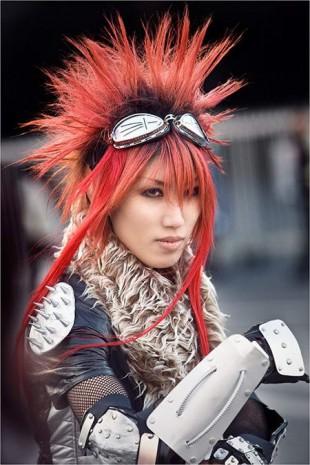 Japansk cosplay. (Foto: Stylefrizz.com)