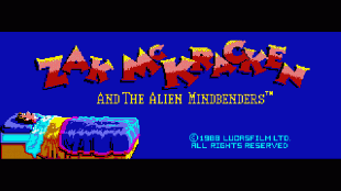 Zak McKracken and the Alien Mindbenders. (Foto: Lucasarts Games)
