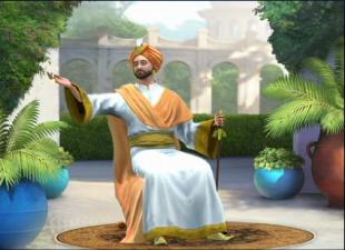 Harun al-Rashid av Arabia (Foto: Firaxis Games)