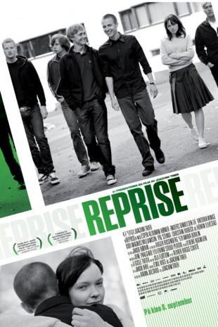 Reprise poster. (Foto: Nordisk Film Distribusjon AS)
