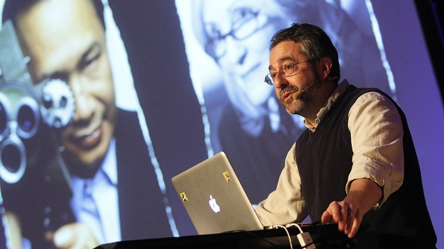 Warren Spector - Junction Studios - GDC Europe 2010. (Foto: Flickr - OfficialGDC)
