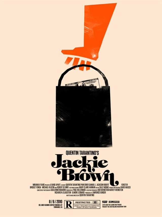 JACKIE BROWN (Ill: Olly Moss)