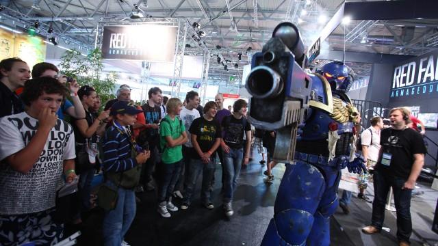 GamesCom 2010. (Foto: GamesCom)