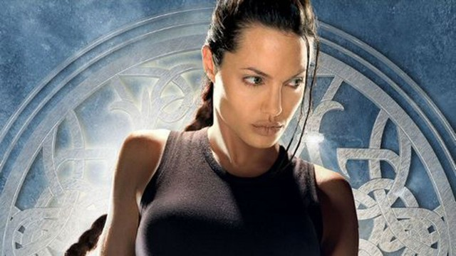 Angelina Jolie som Lara Croft i Tomb Raider. (Foto: Paramount Pictures)
