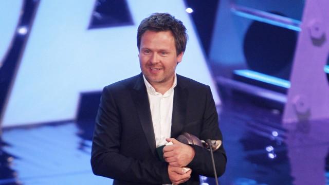 """Jon Andreas Andersen fikk Amandaprisen 2010 for Beste foto med filmen """"Upperdog""""  i Haugesund fredag kveld. (Foto: Scanpix)"""